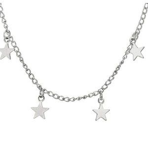 Urban Outfitters Jewelry - Starry Choker Necklace (Silver)